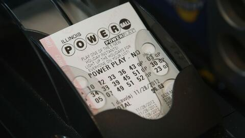 Boletos de Powerball y Mega Millions no se venderán más en Illinois hast...