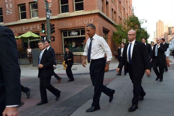 Clásico, caminas por las calles de Denver y te topas con…