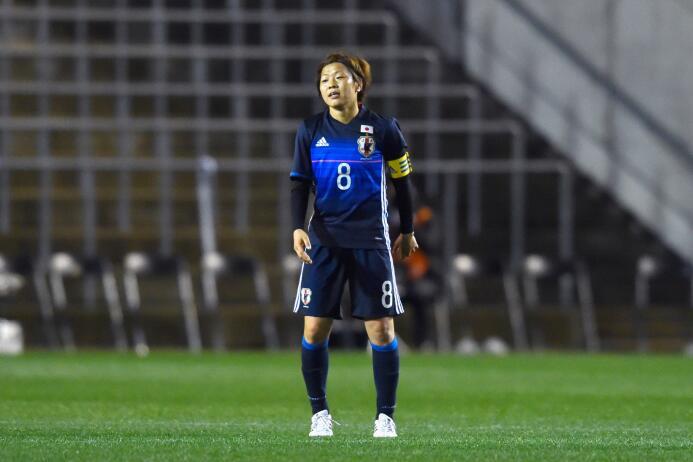17. Aya Miyama (Japón / Okayama Yunogo Belle) - un punto