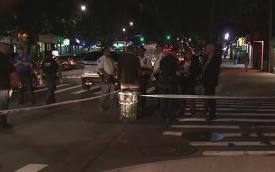 Una mujer fue enviada al hospital tras ser apuñalada en Manhattan