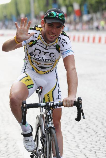 La última etapa fue ganada por el británico Mark Cavendish.