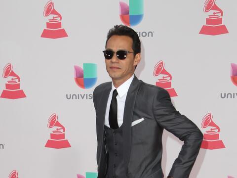 Marc AnthonyEl cantante, homenajeado en esta edición de los Latin...