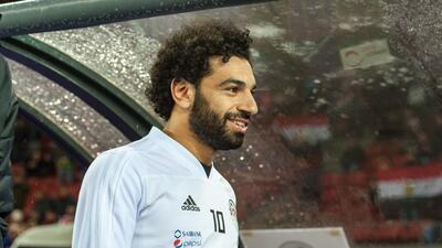 En fotos: Mohamed Salah estaría debutando ante Uruguay este viernes