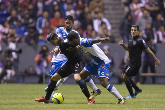 Puebla vs. Chivas fecha 5 Clausura 2018