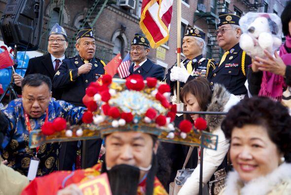Chinatown, el barrio neoyorquino de las ofertas y las oportunidades, cel...