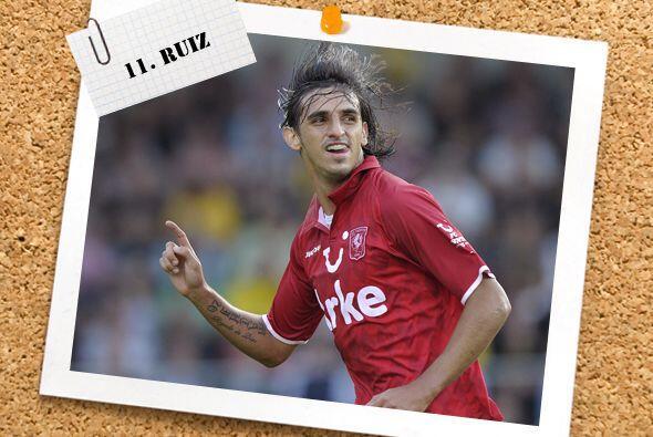 Y ya que hablamos del Twente, el tico Bryan Ruiz se quedó con ganas de m...