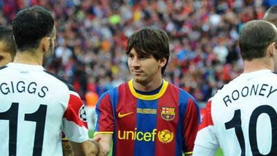 El astro argentino es pretendido por Manchester United y Chelsea.