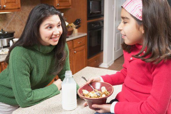 Una vez identificada la intimidación, los padres deben comenzar a soluci...