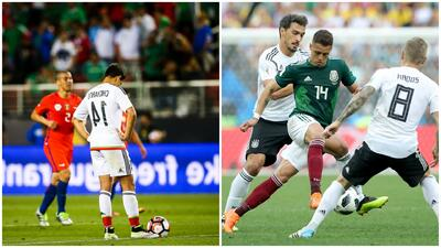 ¿Qué tanto ha cambiado el Tri desde su derrota 7-0 contra Chile?