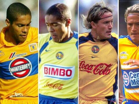 En un fútbol mexicano cada vez más abierto al intercambio...