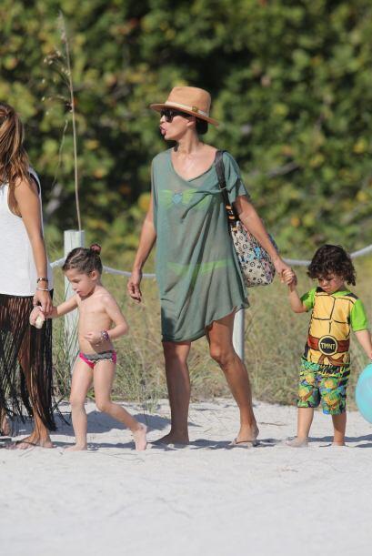 La ex esposa de David Bisbal y la mujer de Alejandro Sanz son muy amigas.