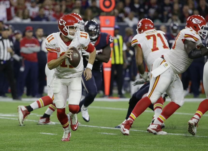 Kansas City Chiefs vencieron 30-0 a Houston Texans para avanzar a Playof...