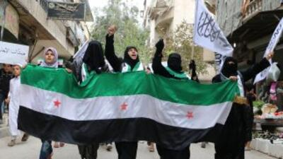 Tres adolescentes americanas planeaban unirse a militantes en Siria.
