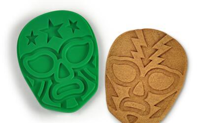 Moldes para galletas de luchadores