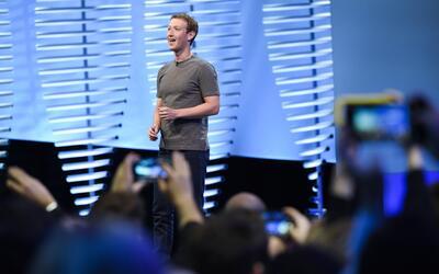 Mark Zuckerberg, fundador y director de Facebook, que es dueña de WhatsApp.