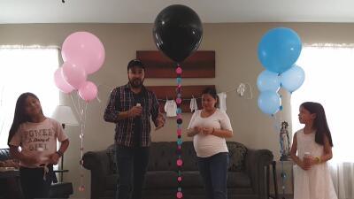 El nuevo bebé de Hugo ¿será niño o niña?