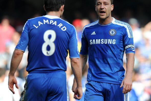 Con 33 años, el inglés Frank Lampard volverá previsiblemente a gobernar...