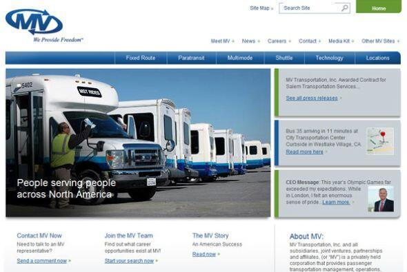 MV TRASPORTATION-La empresa dedicada al transporte busca: Gerente de seg...