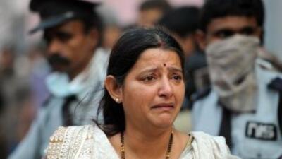 La jefa del gobierno del Estado de Bengala Occidental, cuya capital es C...
