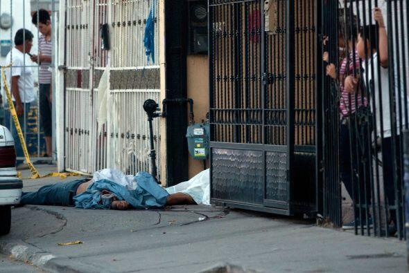 """La autoridad considera """"erróneo"""" decir que todo México está sumergido en..."""