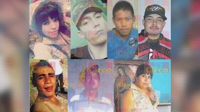 Jornaleros ejecutados supuestamente por el Ejército en Zacatecas