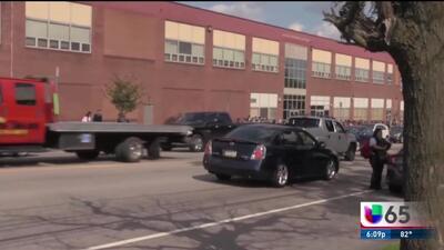 Estudiante atropellado mientras caminaba a la escuela