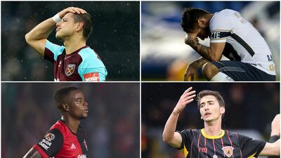 Pumas, Lobos, West Ham, Málaga y más equipos que buscan resucitar este fin de semana