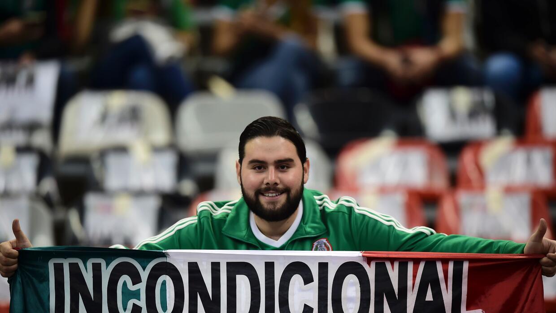Golazo por bando y reparto de puntos en México 1-1 Estados Unidos GettyI...