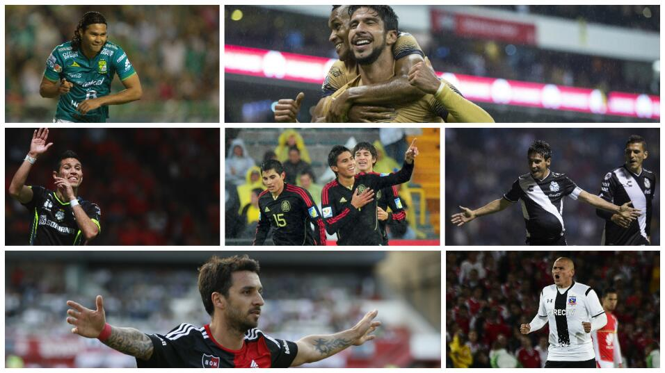 El Clausura 2016 se acerca y los equipos mexicanos desean planteles fuer...