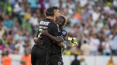 Emocionante empate entre Santos y Monterrey