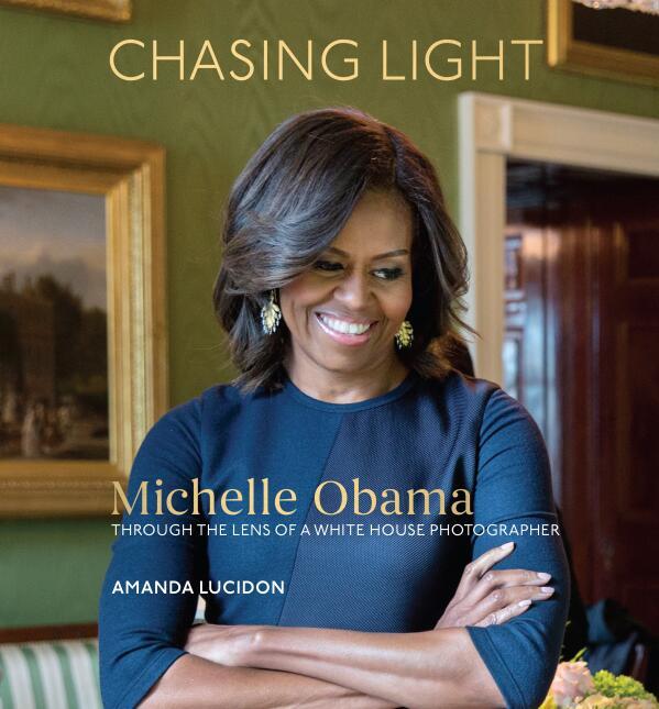Michelle Obama en los ojos de su fotógrafa personal book-cover-chasing-l...