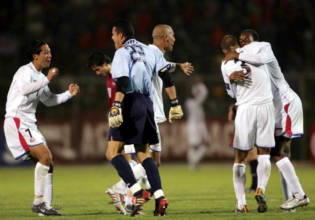 México, el invitado más competitivo en las Copa América desde 1993 CRC 2...