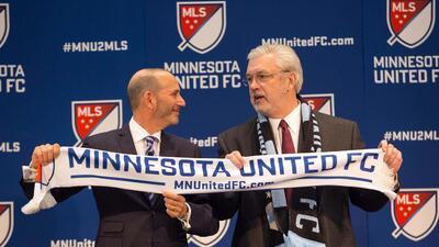 Los primeros pasos de Minnesota United FC en la MLS