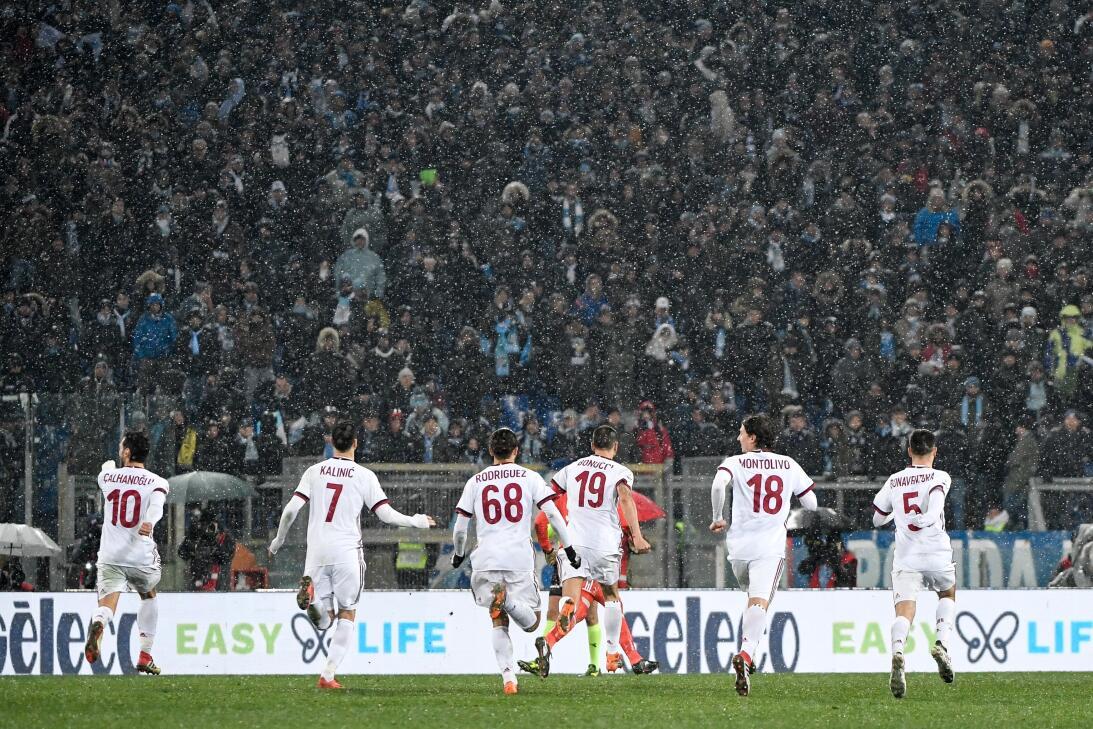 Juventus bate 1-0 al Atalanta y estará en su cuarta final seguida de Cop...
