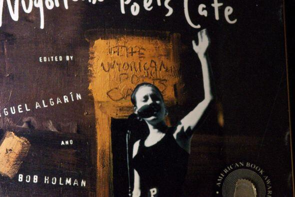 Niuyorican Poets Cafe.