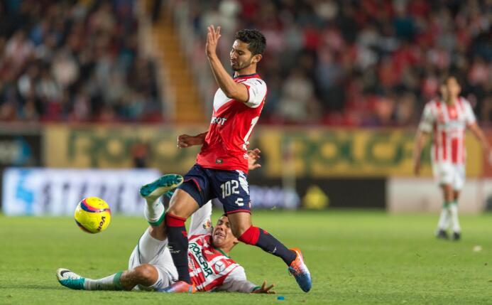 En fotos: Necaxa y Veracruz empatan a cero y aburren en la Jornada 1 201...