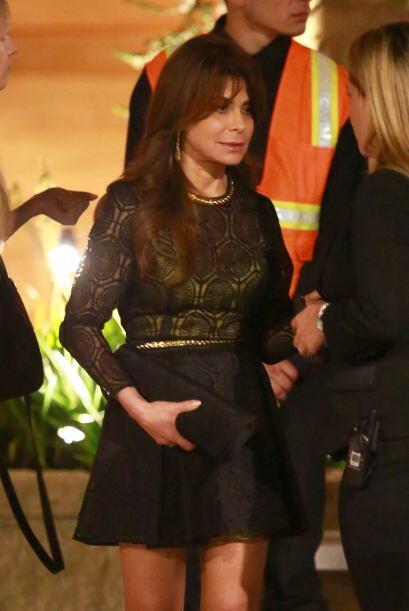 Paula Abdul.