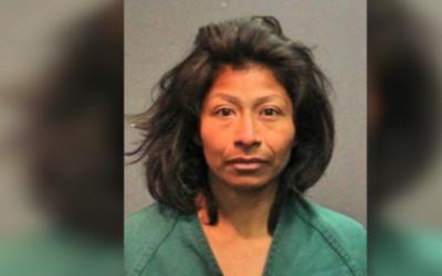 Claudia Hernández Díaz, de 34 años, arrestada por i...