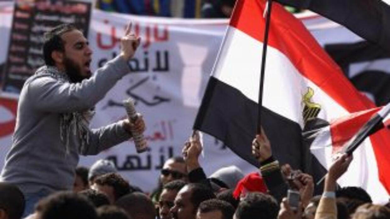 La Junta Militar de Egipto acusó a algunas ONGs extranjeras de estar det...
