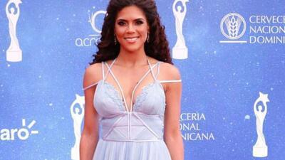 Francisca Lachapel brilló en los Premios Soberano 2017