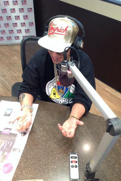 Daddy Yankee compartió con Javier Romero su musica y nos hablo de...