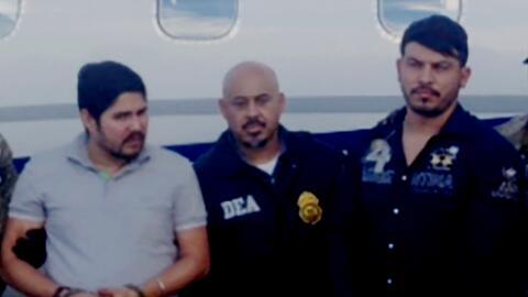 Campo y Flores fueron detenidos por agentes haitanos y de la DEA en Hait...