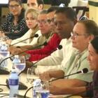 Funcionarios de Tampa y St.Petersburg en Florida realizan visita comercial a Cuba