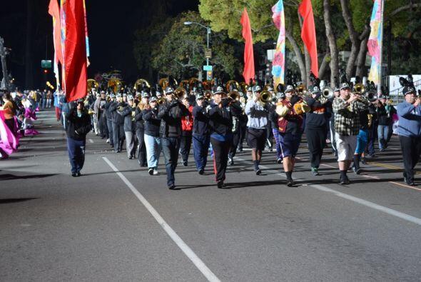Ya todo está listo para uno de los eventos más tradicionales de Año Nuev...