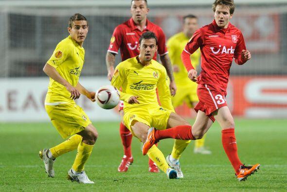 En el juego de Ida acabó con triunfo para el Villarreal por contundente...