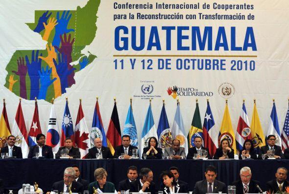 La reunión de los representantes de las naciones tiene la finalidad de a...