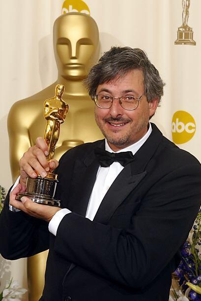 El ganador del Oscar por la primera película, 'The Fellowship of the Rin...
