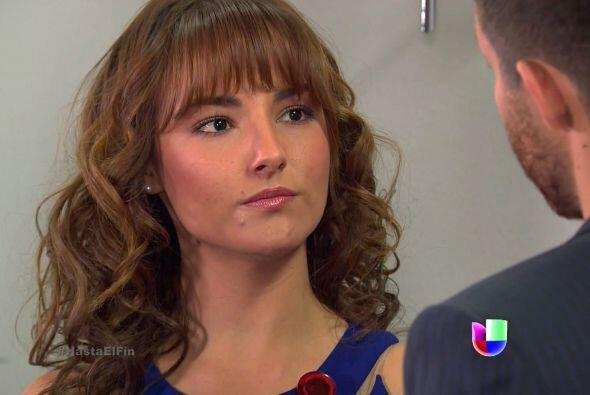Con este nuevo look y los consejos de Patricio, Marisol está dispuesta a...