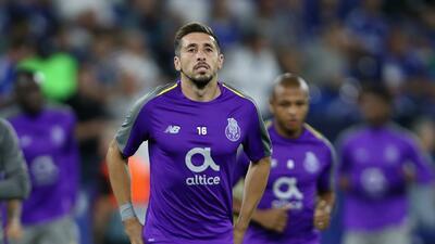 En Italia aseguran que hay acuerdo con el Porto: Héctor Herrera sería jugador de La Roma en enero