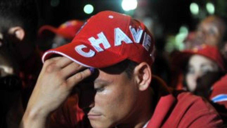 hávez perdió el respaldo de una mayoría cualificada, que él mismo consid...